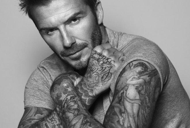 Cosmeticos David Beckham