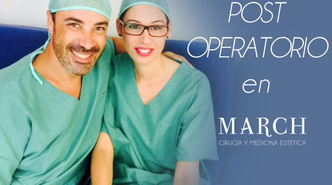 Post Operatorio Clínica March