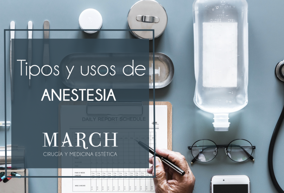 Anestesia Clinica March