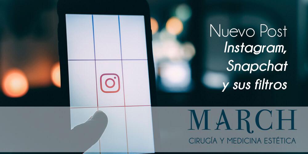Instagram, Snapchat Y Sus Filtros