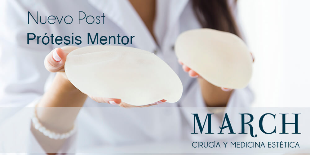 Prótesis Mentor En Clínica March