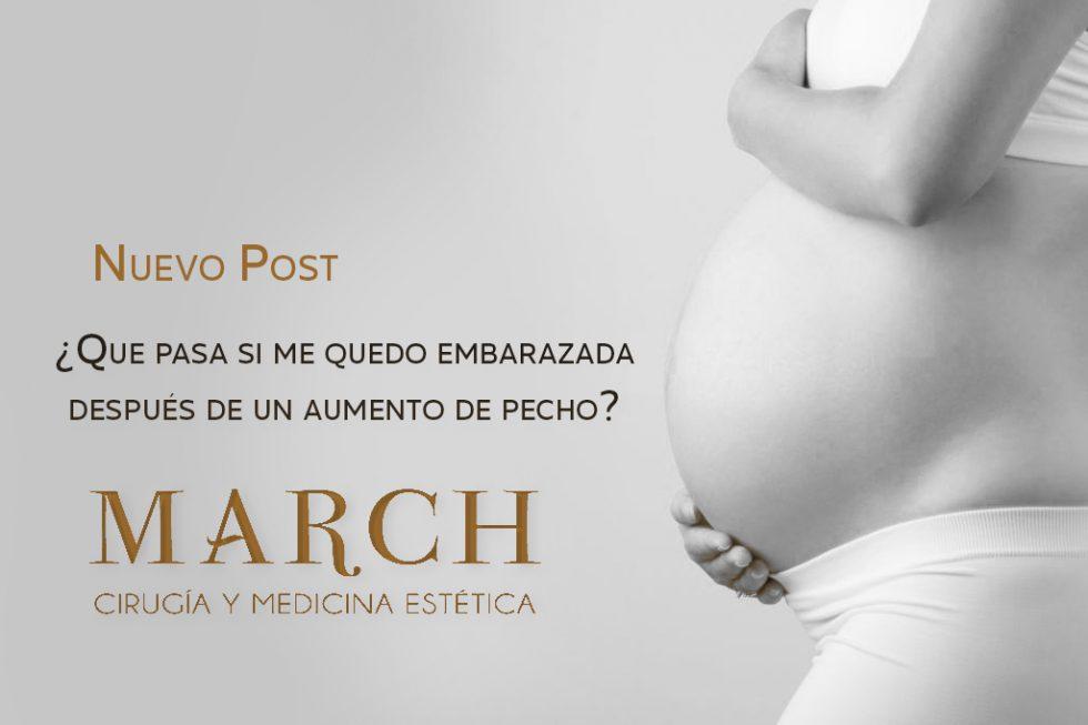 Embarazada Después De Un Aumento De Pecho